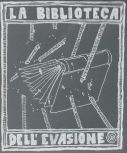 logo Biblioteca dell'evasione